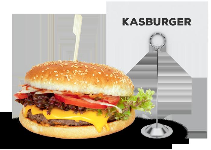 Kasburger | Lehmeier's Imbiss