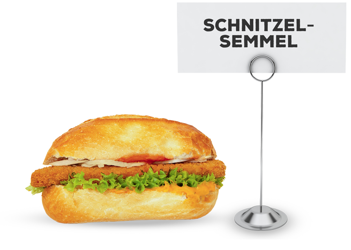 Schnitzelsemmel | Lehmeier's Imbiss