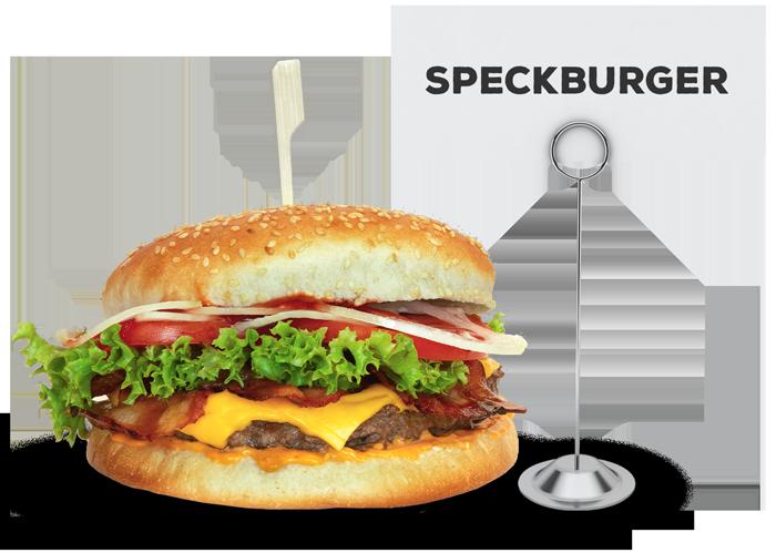 Speckburger | Lehmeier's Imbiss